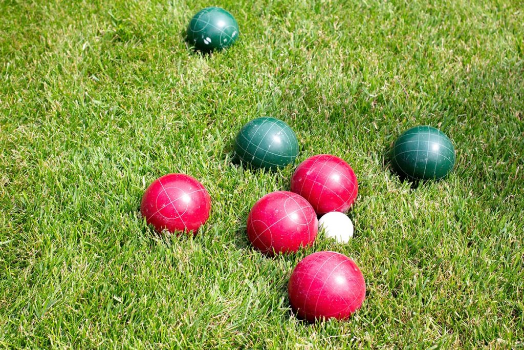 Bar Games Bocce