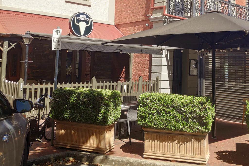 Bar Torino Adelaide