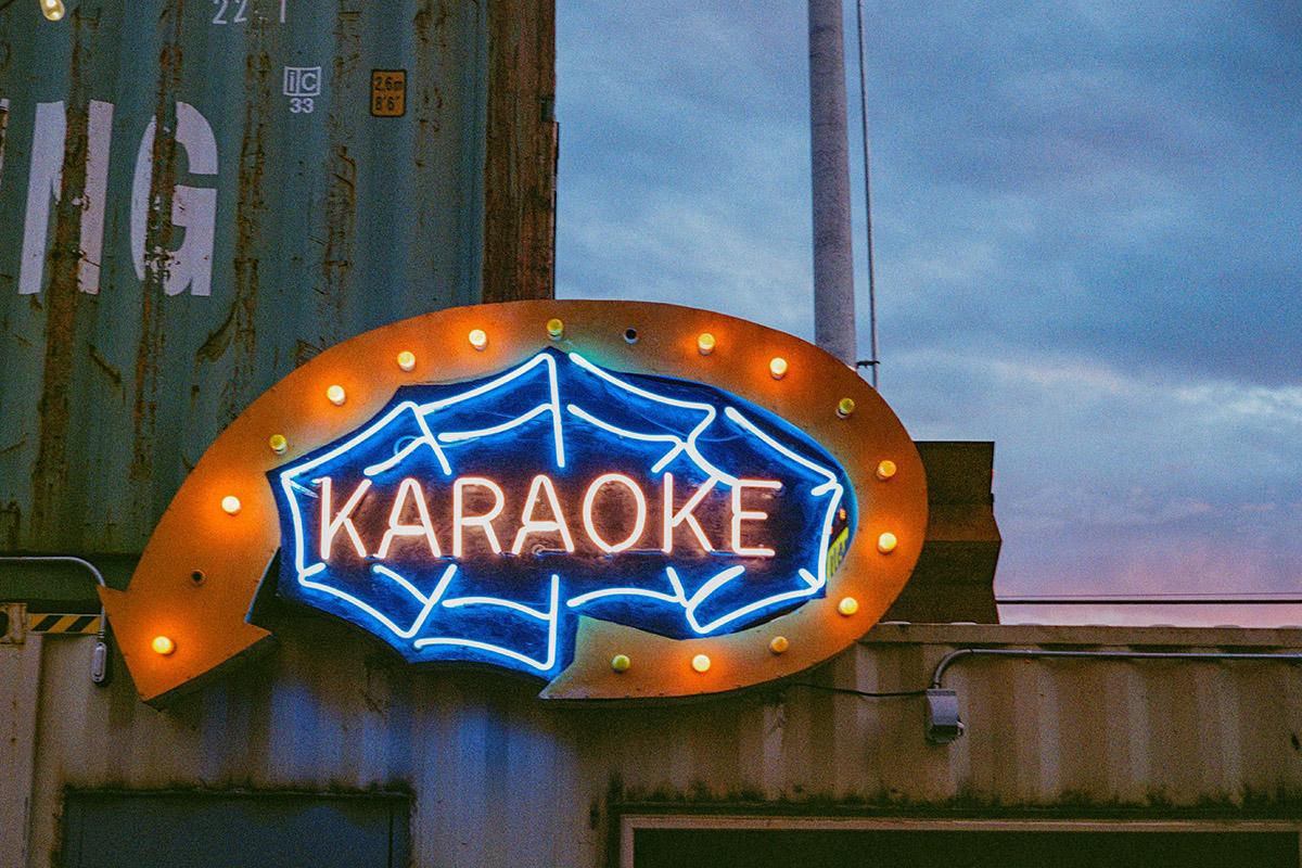 Karaoke classic bar events