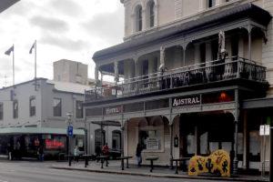 Austral hotel adelaide