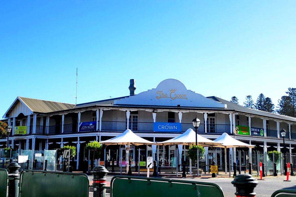 Hotel Crown Victor Harbor