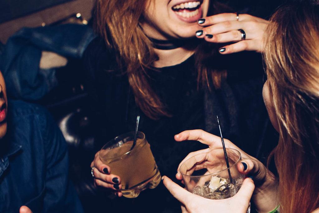 Bachelorette party fun