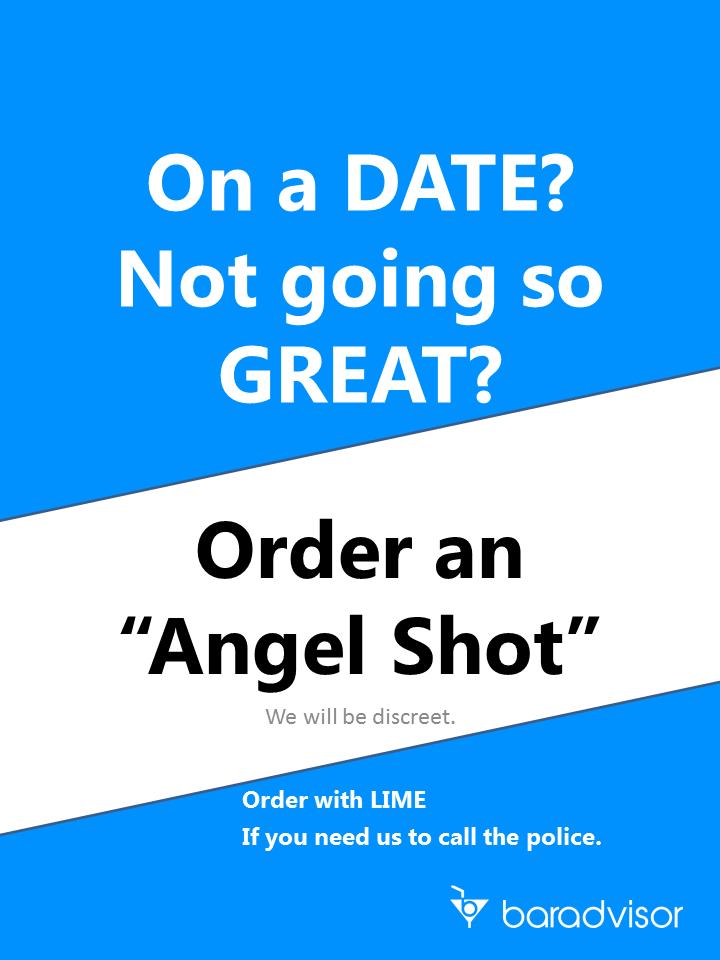 Bar Advisor Order An Angel Shot