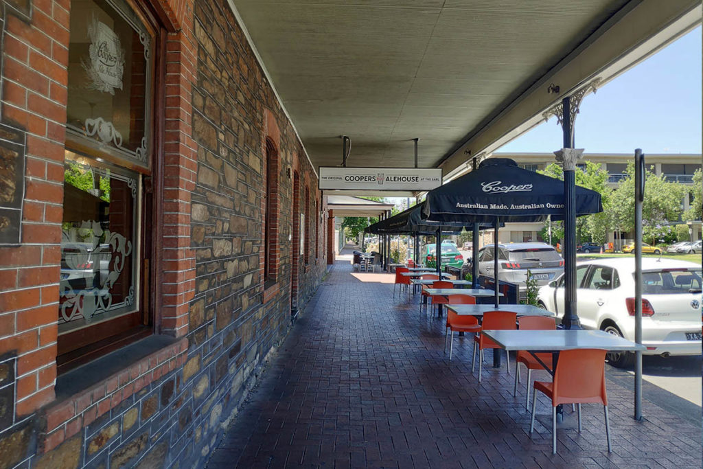 Coopers Alehouse Adelaide