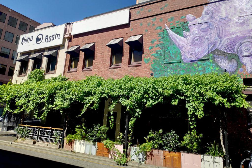 Rhino Room nightclub adelaide