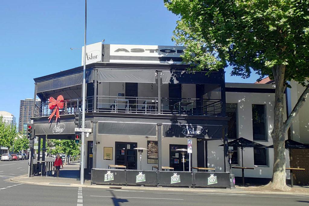 Astor Adelaide bar