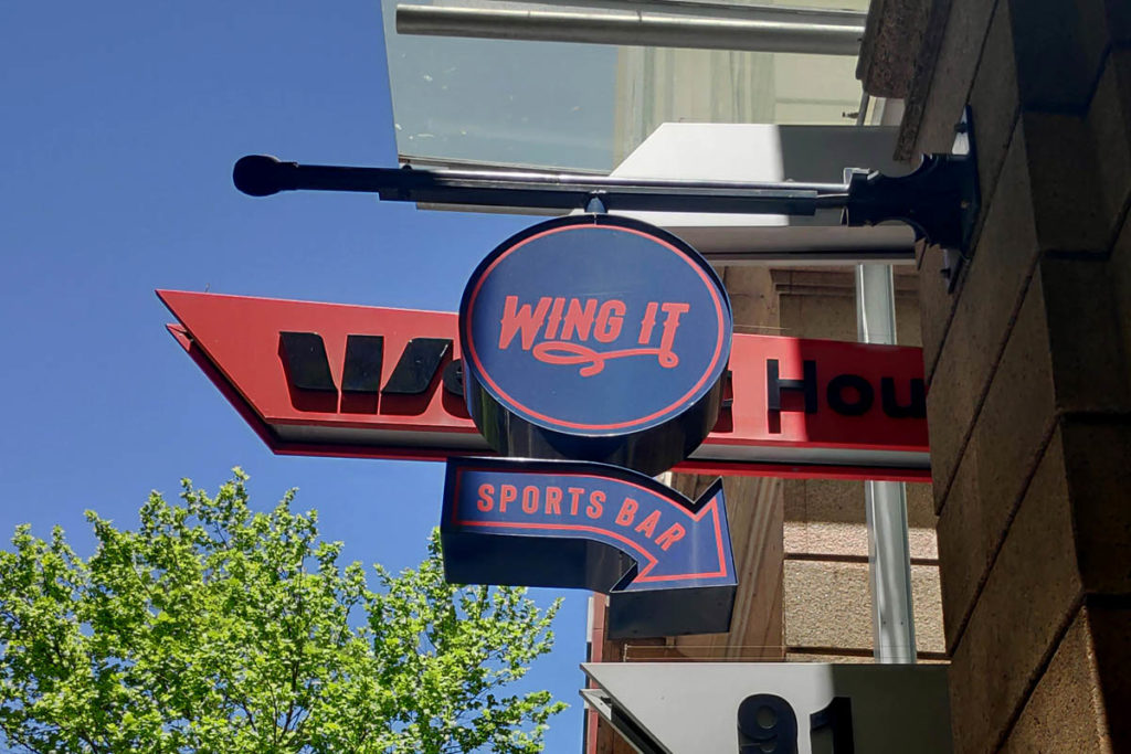 wing it sports bar adelaide