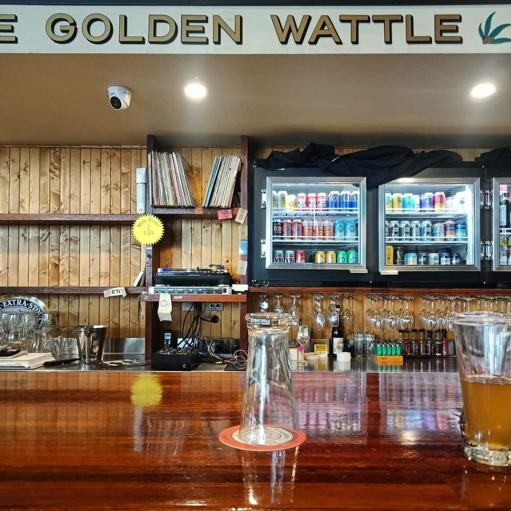 the golden wattle adelaide