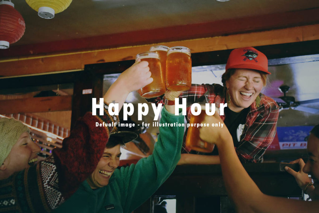 Happy Hour Bar Advisor